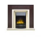 Image for Robinson Willey Roma KLX Suite Mahogany Electric Fire - 51417