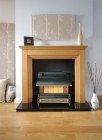 Image for Robinson Willey Sahara Pewter Gas Fire - A97006