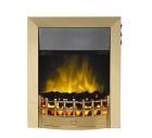 Image for Robinson Willey SuperEco Classic II Bronze Electric Fire - I09114