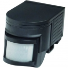 Image for Robus R180 IP44 180 Degree Motion Detector Black - R180-04