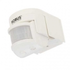 Image for Robus R180 IP44 180 Degree Motion Detector White - R180-01