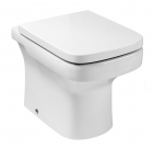 Image for Roca Dama-N Back To Wall Pan - 347787000