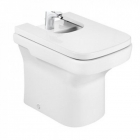 Image for Roca Dama-N Compact 1 Tap Hole Back to Wall Bidet - 357787000