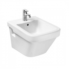 Image for Roca Dama-N Compact 1 Tap Hole Wall Mounted Bidet - 357786000