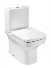 Image for Roca Dama-N Compact Soft Close Toilet Seat - 80178C004