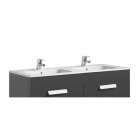 Image for Roca Debba 1200mm 1 Tap Hole Basin (For use with Roca Debba Standard Furniture) - 32799A000