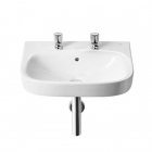 Image for Roca Debba 370mm 2 Tap Holes Cloakroom Basin - 325997001