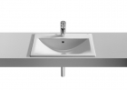 Image for Roca Diverta 550mm 1 Tap Hole Countertop Basin - 327116000