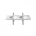 Image for Roca Kalahari 1200mm 2 Tap Hole Double Basin- 327896000