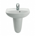 Image for Roca Laura 450mm 1 Tap Hole Basin - 325314005
