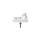 Image for Roca Meridian-N Compact 450mm 1 Tap Hole RH Basin - 327248000