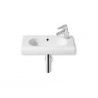 Image for Roca Meridian-N Compact 550mm 1 Tap Hole RH Basin - 32724Y000