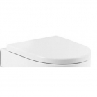 Image for Roca Meridian-N Compact Standard Toilet Seat - 8012AB004