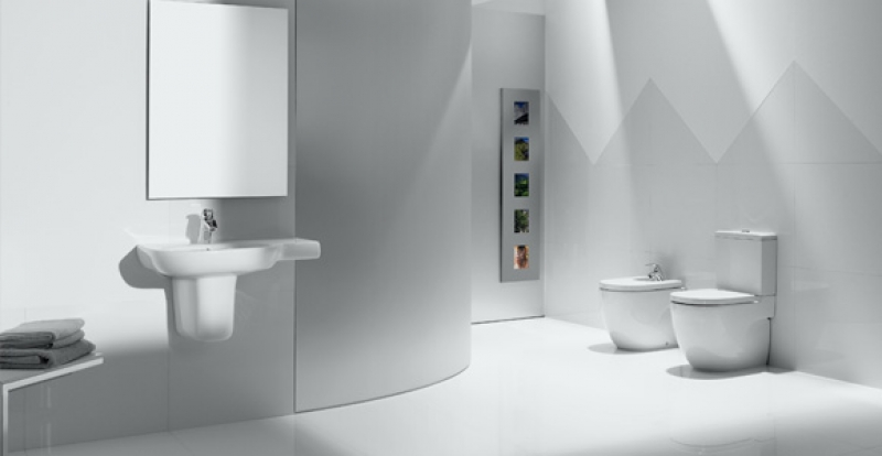 Roca Bathroom Fixtures : Roca Meridian Toilet