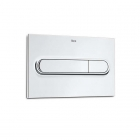 Image for Roca PL1 Pro Operating Panel Flush Plate Chrome 890095001