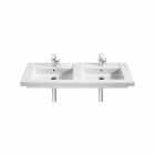 Image for Roca Prisma 1200mm 1 Tap Hole Double Basin - 327540000