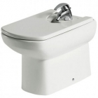 Image for Roca Senso Compact 1 Tap Hole Back To Wall Bidet - 357517000