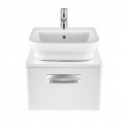 Image for Roca The Gap 450mm 1 Tap Hole Countertop Basin - 327477000