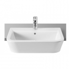 Image for Roca The Gap 560mm 1 Tap Hole Semi-Countertop Basin - 32747S000