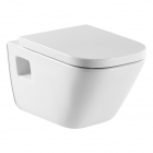 Image for Roca The Gap Wall Mounted Pan - 346477000