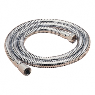 Sagittarius 12mm Double Interlock Hose - Chrome SH/284/C