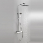 Image for Sagittarius Aqua Cube Exposed Shower Riser Set SH612C