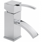Sagittarius Arke - Basin Tap - Deck Mounted Monobloc (With Klick Klack Waste) - Chrome - AR/106/C