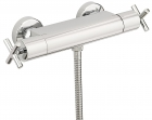 Sagittarius Avant Exposed Thermostatic Shower Mixer Valve - Chrome AV168C