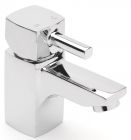 Image for Sagittarius Axis - Basin Tap - Deck Mounted Cloakroom Mixer (With Klick Klack Waste) - Chrome - AX/306/C