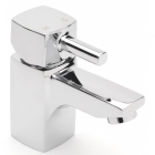 Sagittarius Axis - Basin Tap - Deck Mounted Cloakroom Mixer (With Klick Klack Waste) - Chrome - AX/306/C