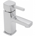 Sagittarius Axis - Basin Tap - Deck Mounted Monobloc (With Klick Klack Waste) - Chrome - AX/106/C