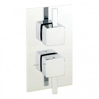 Sagittarius Axis Concealed Shower/Diverter - Chrome AX/177/C
