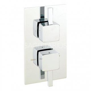 Sagittarius Axis Concealed Thermostatic Shower Valve AX/172/C