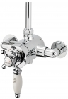 Butler Traditional Exposed Thermostatic Shower Valve