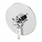 Image for Sagittarius Churchmans Concealed Dual Control Thermostatic Shower Valve - Chrome CH192C