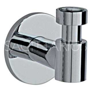 Sagittarius Deluxe Female Shower Return Elbow - Chrome SH/589/C