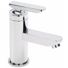 Sagittarius Eclipse - Basin Tap - Deck Mounted Monobloc (With Klick Klack Waste) - Chrome - EC/106/C
