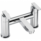 Sagittarius Eclipse - Bath Tap - Deck Mounted Bath Filler - Chrome - EC/304/C
