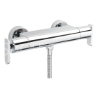 Image for Sagittarius Eclipse Exp Thermostatic Shower Valve - Chrome EC/168/C