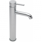 Image for Sagittarius Ergo - Basin Tap - Deck Mounted Extended Monobloc (With Klick Klack Waste) - Chrome - EL/109/C