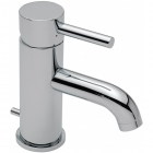Image for Sagittarius Ergo - Basin Tap - Deck Mounted Monobloc (With Klick Klack Waste) - Chrome - EL/106/C