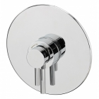 Sagittarius Ergo Concealed Thermostatic Shower Valve with Adjustable Centres 130 - 160mm - Chrome EL192C