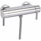 Sagittarius Ergo Exposed Thermostatic Shower Valve - Chrome EL168C
