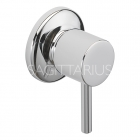 Sagittarius Ergo Lever 3 Way Diverter - Chrome EL/194/C