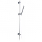 Sagittarius Ergo Shower Slide Rail Kit with Handset and Built-in Outlet - Chrome EL229C