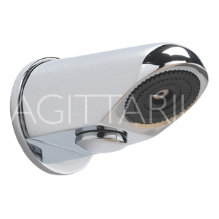 Sagittarius Large Anti Vandal Shower Head - Chrome SH/602/C