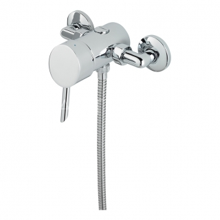 Sagittarius Linea Manual Shower Valve - Chrome LI/169/C