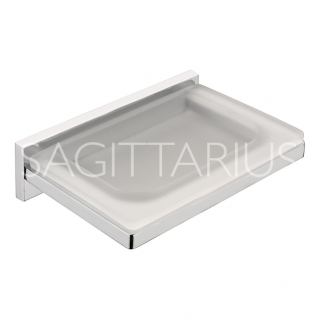Sagittarius Madison Soap Dish - Chrome AC/252/C