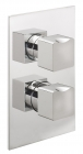 Sagittarius Matisse Concealed Thermostatic Shower Valve - Chrome MA172C