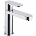 Image for Sagittarius Metro - Basin Tap - Deck Mounted Monobloc - Chrome - MT/106/C